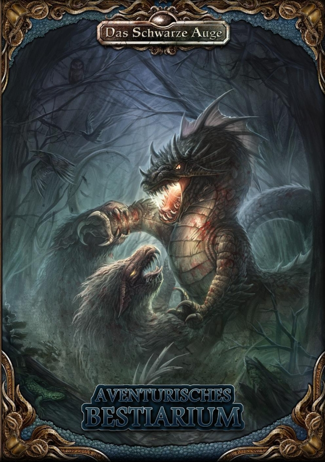 Aventurisches Bestiarium (DSA) - News