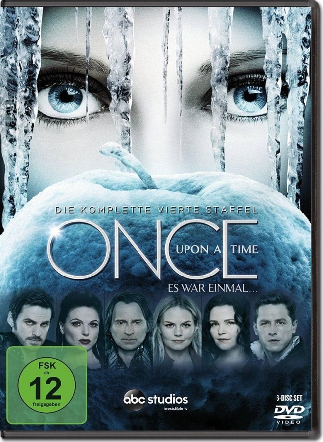 Once Upon a Time – Staffel 4 - News