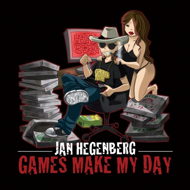 Jan Hegenberg – Games Make My Day - News