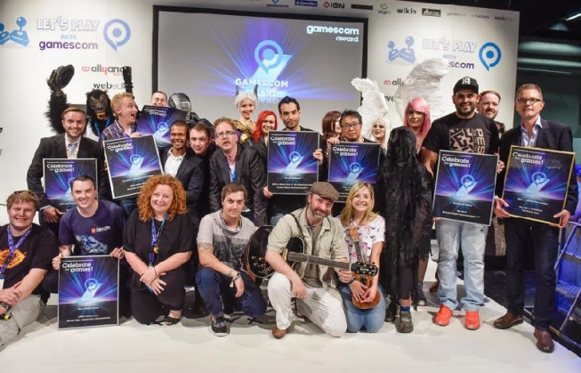 gamescon award 2015 - News