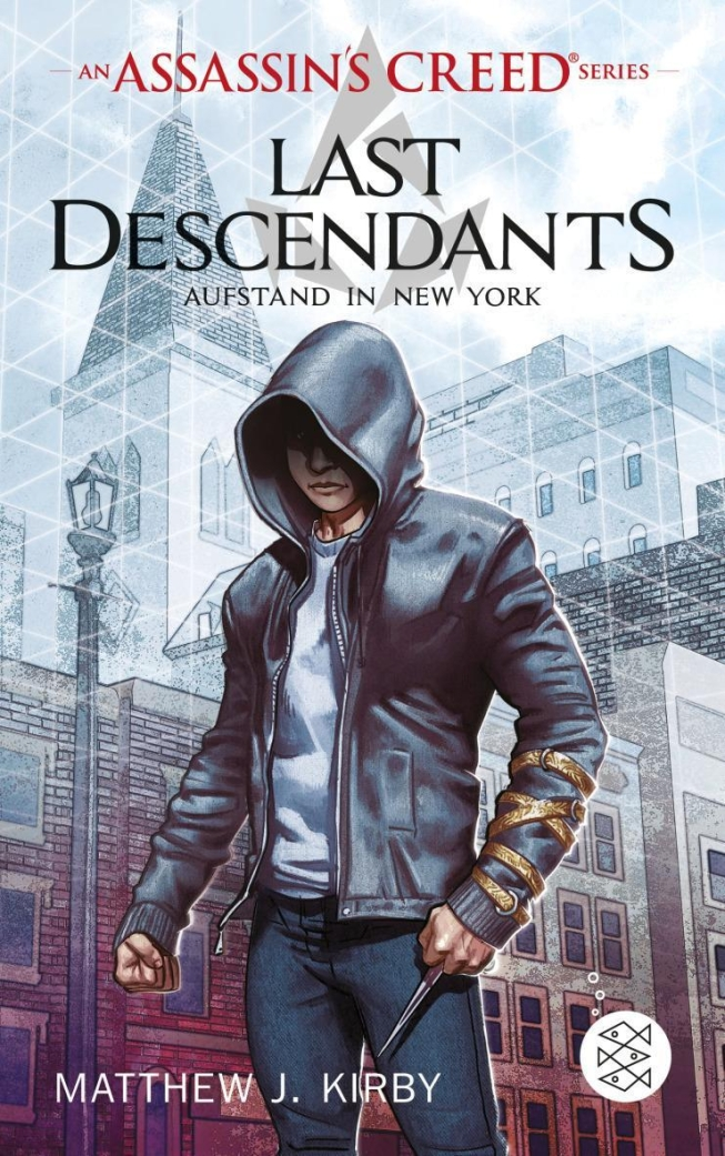 BEENDET: An Assassin's Creed Series. Last Descendants. Aufstand in New York - News