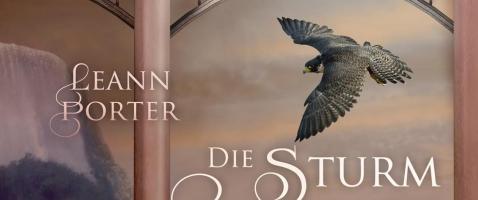 Die Sturmfalken von Olbian - Spannende Fantasy mit einem Hauch Gesellschaftskritik