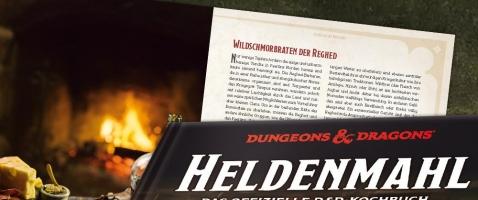Heldenmahl - Das offizielle D&D-Kochbuch