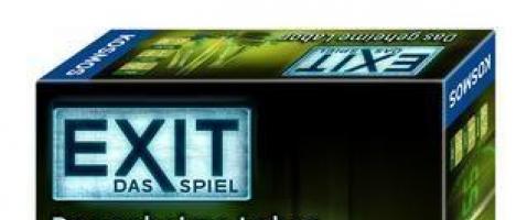 Exit – Das Spiel: Das geheime Labor - In den Fängen verrückter Wissenschaftler