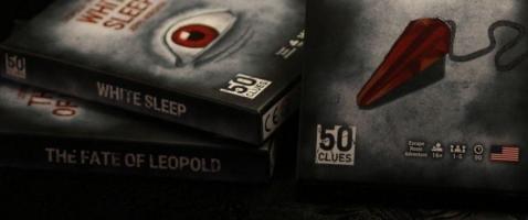 50 Clues - Die Leopold-Trilogie