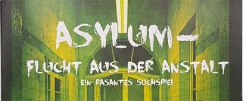 Asylum – Flucht aus der Anstalt - Ein inspirationsloses Suchspiel