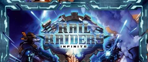 Rail Raiders Infinite - Hände hoch und Doppeldollars her!