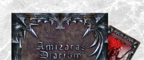 Amizaras Diarium 1893 AD - Making of Amizaras Diarium