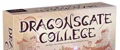 Dragonsgate College - Mit Magie, Kampf und List zum erfolgreichen Studienabschluss