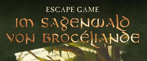 Im Sagenwald von Brocéliande - Gewinnt das erste Escape Game von Zauberfeder!