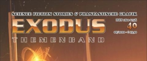"""EXODUS Themenband """"MARS"""" - Die doppelte Ladung roter Planet"""