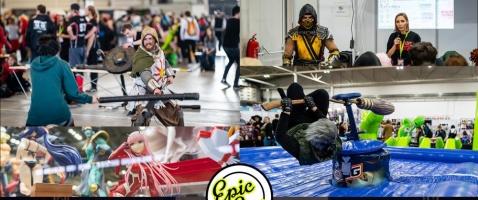 Gewinne 2 Wochenend-Tickets für die EpicCon - Die EpicCon kommt zurück nach Münster!