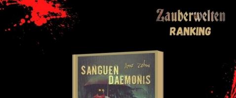 Faye Hells Platz 2: Sanguen Daemonis - Platz zwei der höllischen Buchempfehlungen
