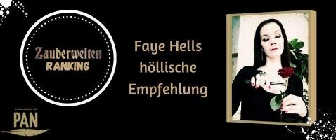 Faye Hells höllische Buchempfehlungen - Seid ihr bereit für die Buchempfehlungen der Queen of Horror?