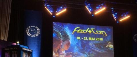 FedCon 2017 - Von Gestern und Übermorgen
