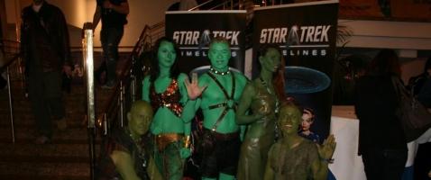 FedCon 2016: 50 Jahre Star Trek - … und Captain Kirk weiß nicht, wieso …
