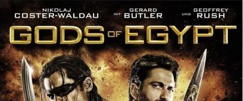 Gods of Egypt - Oh Ihr Götter! In diesem Film lassen es die Überirdischen ordentlich krachen