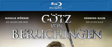 Götz von Berlichingen - Henning Baum als legendärer Raubritter