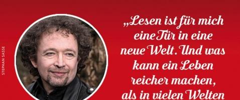 """Bernhard Hennen - """"Es ist immer ein kritischer Augenblick, wenn das Bücherpäckchen mit den Belegen kommt."""""""