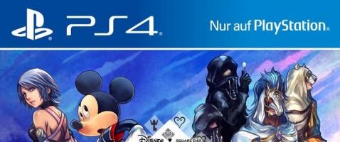 Kingdom Hearts HD 2.8 – Final Chapter Prologue - Ein letzter Vorgeschmack auf den langersehnten dritten Teil