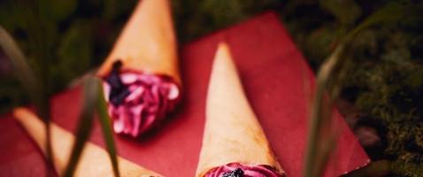Sumpfkleckse - Ein Halloween-Rezept