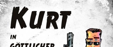 Kurt – In göttlicher Mission - Fanatische Atheisten, vatikanische Agenten und göttliche Sicherheitsunternehmer
