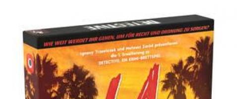 Detectives: L.A. Crimes - Ein Krimi-Brettspiel in den 80ern