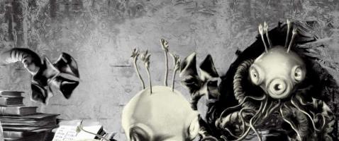H. P. Lovecrafts Der Schatten aus der Zeit - Ein kosmischer Trip durch Zeit und Raum