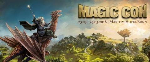 MagicCon 2018 - 23.–25. März 2018 in Bonn
