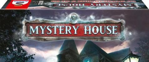 Mystery House - Ein Escape-Spiel in einer Schachtel