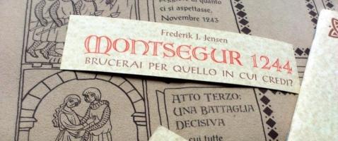 Montsegur 1244 - Gemeinsam eine dramatische Geschichte erzählen