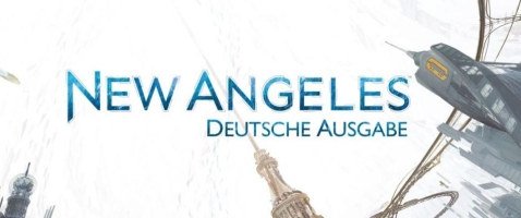 New Angeles - Politik in der Welt der Megakonzerne