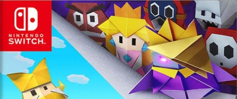 Paper Mario: The Origami King - Ein faltenfreies Erlebnis?