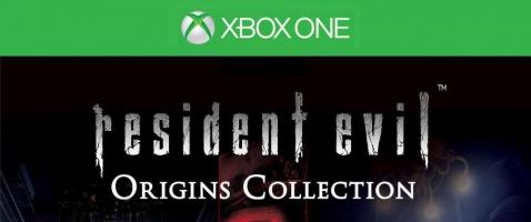 Resident Evil Origins Collection - Es begann vor 20 Jahren in einem Herrenhaus ...