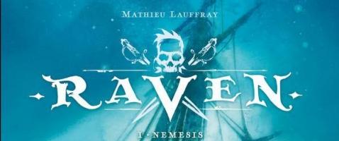 Raven, Bd. 1: Nemesis - Eine Reise ins goldene Zeitalter der Piraterie