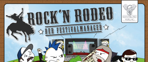 Rock'n Rodeo - Der Festivalmanager