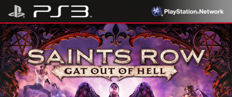 Saints Row: Gat out of Hell - Zwei Heilige plündern die Hölle