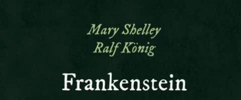 Die Unheimlichen: Frankenstein - Wenig überzeugende Comic-Adaption des ikonischen Romans