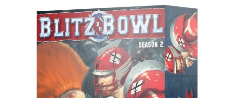 Blitz Bowl – Season 2 - Rasanter Sport mit viel Gemosche und Touchdowns