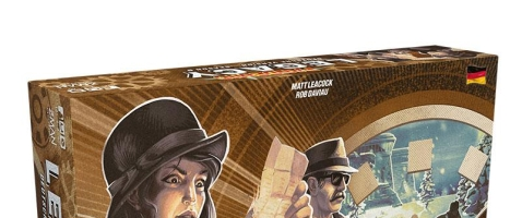Pandemic Legacy Season 0  - Mission Weltrettung