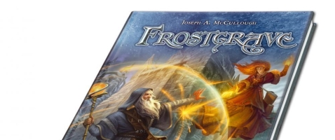 Frostgrave - Magierduelle in vereisten Ruinen