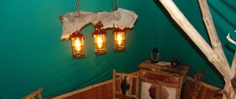 Turisede - Gewinnt eine Übernachtung im Gildenlager-Zelt!