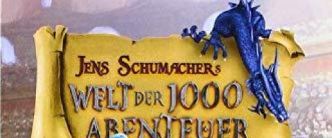 Die Kerker des Schreckens - Die Welt der 1000 Abenteuer – Buch 6