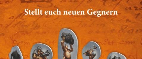 """Die Legenden von Andor - Die verschollenen Legenden """"Düstere Zeiten"""" - Neue Legenden in einer vergangenen Zeit"""