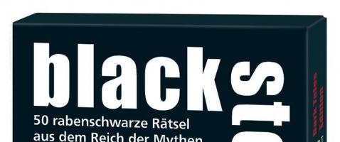 Black Stories – Dark Tales Edition - 50 rabenschwarze Rätsel