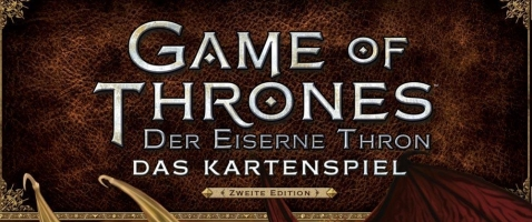 Der Eiserne Thron - Das Game of Thrones-Kartenspiel