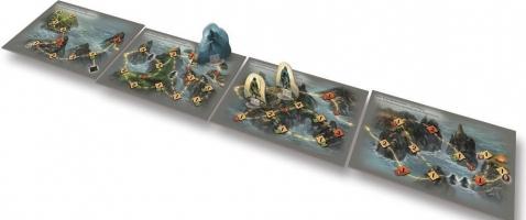 Die Legenden von Andor (Franchise) - Lesefreuden und kooperativer Kartenspaß