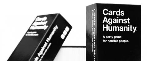 Cards Against Humanity - Ein Kartenspiel gegen die Menschlichkeit