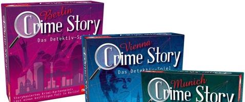 Crime Story - Ermitteln in Wien, München und Berlin