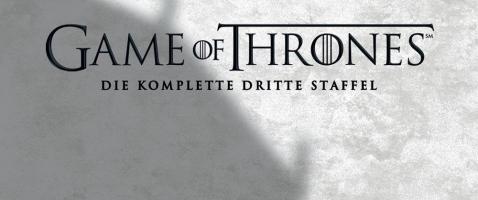 Game of Thrones – Staffel 3 - Endlich auf DVD!